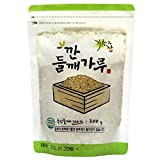 Ground Peeled Perilla Powder 200g, Korea