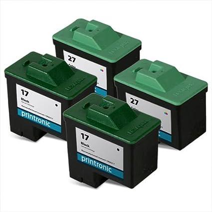oguan® 4 x Cartuchos de impresora compatibles como repuesto para ...