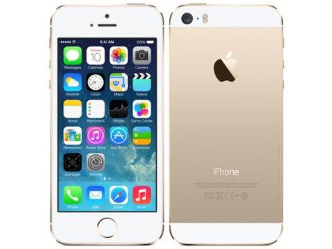 iPhone5s 64GB(ゴールド)