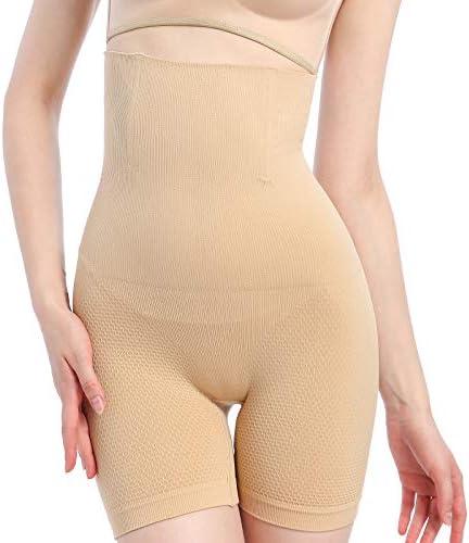 High Waisted Body Shapewear for Women Tummy Control Butt Lifter Thigh Slimmer Shorts Panties Waist