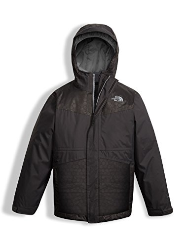 The North Face Big Boys' East Ridge Triclimate Jacket - black, xl/18-20 by The North Face