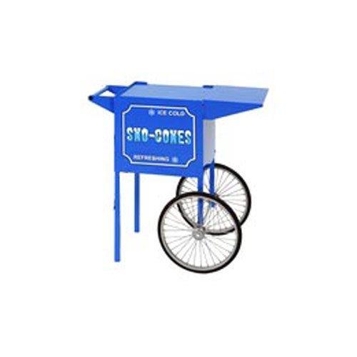 Small Sno Cone Cart for Arctic - Machine Sno Paragon Cone Blast