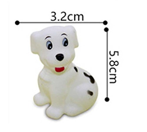 Circle Circle 1.5 m / 4.9 ft 10 Lights Battery Powered Cute Animal Spotty Dog Shape LED String Lights for Indoor/Outdoor Halloween Christmas Thanksgiving Home Party Children Kids Bedroom Decoration by Circle Circle (Image #2)