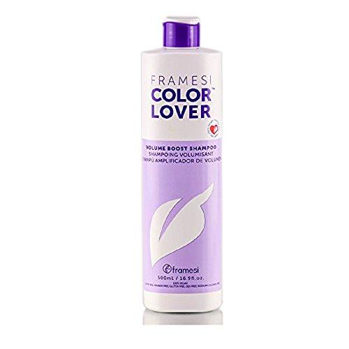 Framesi Color Lover Volume Boost Shampoo, 16.9 Ounce