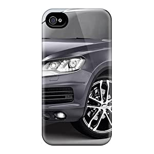 Dana Lindsey Mendez Premium Protective Hard Case For Iphone 4/4s- Nice Design - Volkswagen Touareg By Abt