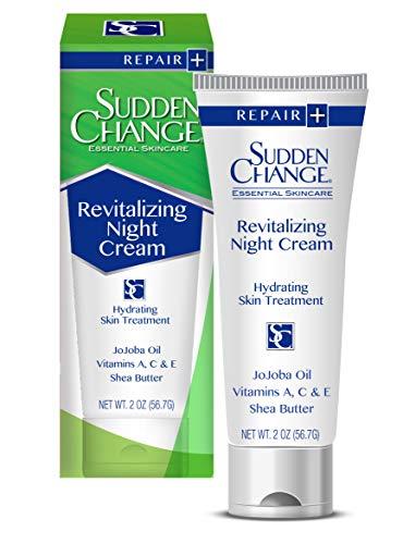 Sudden Change Revitalizing Night Cream, 2 Ounce ()
