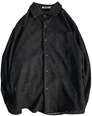 DXHNIIS Camisa de Pana Material XXL Negro.: Amazon.es: Deportes y aire libre