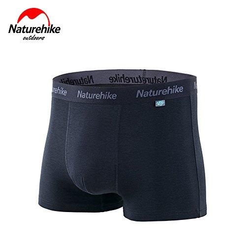 56a7e253d0 new Naturehike de iones de plata antibacteriano transpirable calzoncillos ropa  interior de secado rápido elasticidad para