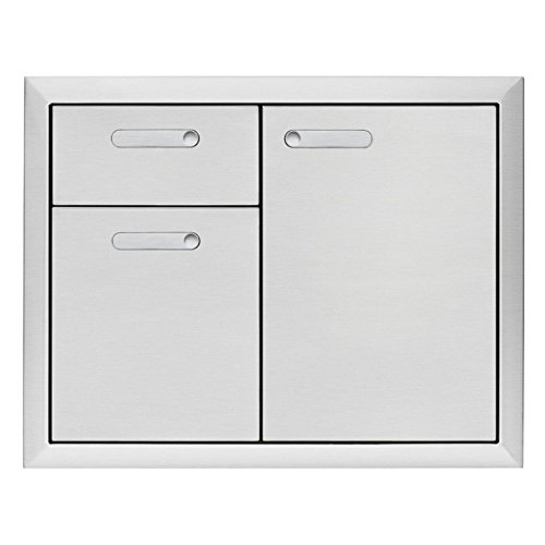 Lynx Professional Ventana Storage Door and Double (Lynx 36 Inch Access Doors)