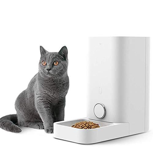 PETKIT Alimentador Inteligente para Perros y Gatos -Doble Fresco -Nunca Tarjeta -Gran Capacidad -Fácil de Limpiar (Mini…