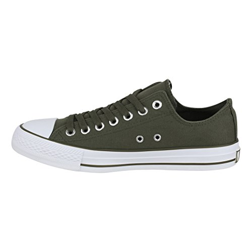 Sneaker Donna Donna Verde Donna Scuro Elara Donna Elara Sneaker Scuro Verde Sneaker Scuro Elara Verde Sneaker Elara qq1OAPF