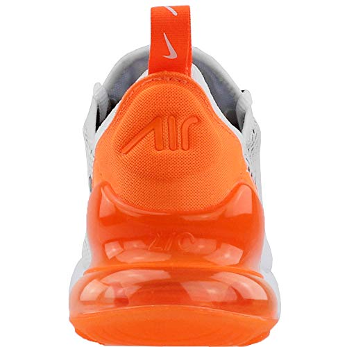 Compétition 270 104 Running de W Multicolore NIKE Black Air White Total Femme Max Chaussures Orange qxBnU0w