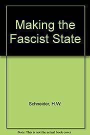 Making the Fascist State de Herbert Wallace…