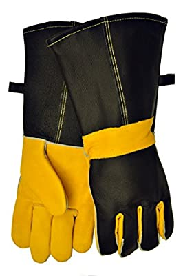 G & F 8115 Premium Grain Leather Gloves