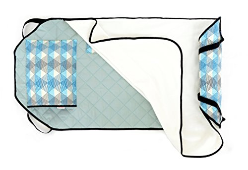 Urban Infant Tot Cot All-In-One Preschool / Daycare Toddler Nap Mat - Seattle