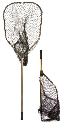 "Fold-A-Way Landing Net FA60N - Hoop 20""x24"", Length 5 feet"