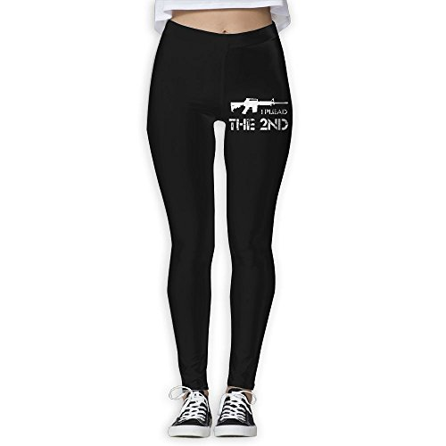 NRA Plead The Second Yoga Pants Fashion Workout Leggings For - Australia First Class Usps