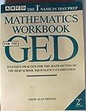 Mathematics Workbook for the GED, David A. Herzog, 0135615232