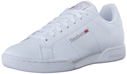 Grey II Fashion Men's Reebok White Sneaker NPC Light 0q1nzPO