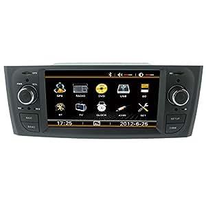 Amazon.com: Car Radio GPS for Fiat Grande Punto Linea old