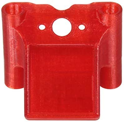FEICHAO Mount 3-d Printed TPU for BN-220 GPS and Antenna (Red)