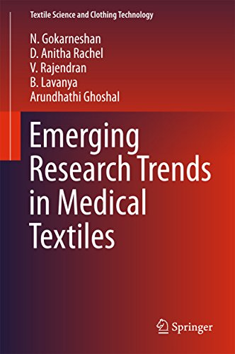 Emerging Research Trends in Medical Textiles (Textile Science and Clothing Technology)
