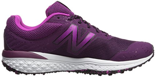 Nuovo Equilibrio Womens 620v2 Trail Running Scarpa Berry / Bianco