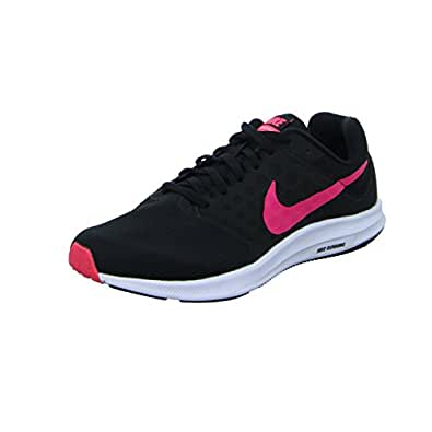 Amazon.com | Nike Womens WMNS Downshifter 7 Black Racer