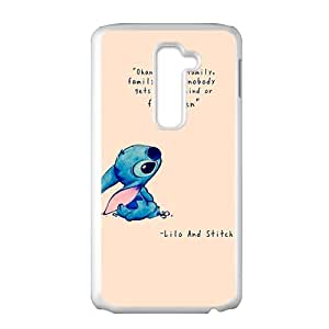 Lovely small blue rabbit Cell Phone Case for LG G2