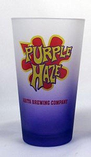 Abita Purple Haze Beer Pint Glass (Purple Haze Beer)
