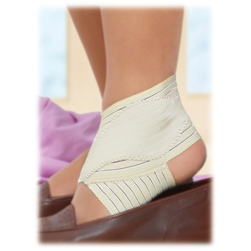 Slim Fit Ankle Support - Wellgate for Women Slimfit Ankle Support, Large/Extra Large (Pack of 2)