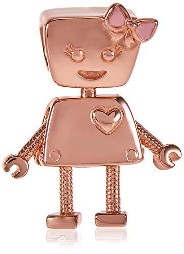 PANDORA Bella Bot Pink Enamel