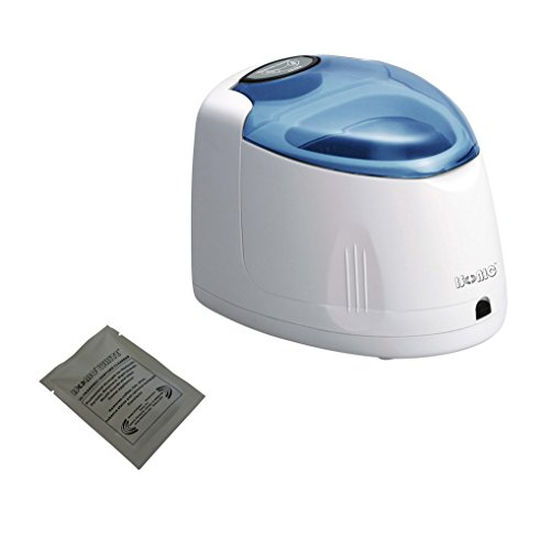 iSonic F3900 Ultrasonic Cleaner for Dentures, Retainers, and Mouth Guards, 100-120V (tank no longer (Dental Cleanser)