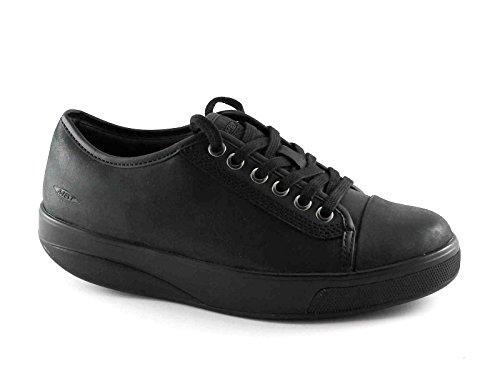 MBT - Zapatillas para mujer negro negro negro