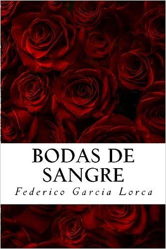 Amazon.com: Bodas de Sangre de Federico Garcia Lorca ...
