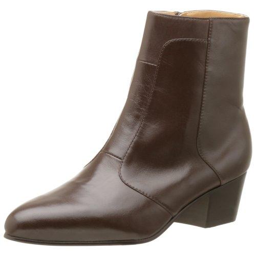 Giorgio Brutini Men's Pointed-Toe Dress Boot - Brown - 7 ...