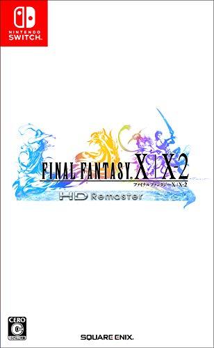 ファイナルファンタジーX/X-2 HD Remaster