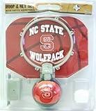 North Carolina State Wolfpack 'Slam Dunk' Softee Hoop Set