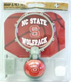 (North Carolina State Wolfpack Slam Dunk Softee Hoop)