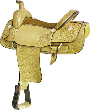 Billy Cook Big Boss Roper Saddle18 Inch Seat