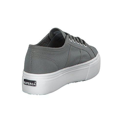 Acotw Up Sage Grey Sneaker Linea 2790 Superga Down Donna and Grau vtzx5gqn