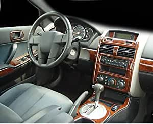 mitsubishi galant interior burl wood dash trim kit set 2004 2005 2006 2007 2008. Black Bedroom Furniture Sets. Home Design Ideas