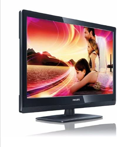 Philips 22PFL3206H - Televisor LED de 22 pulgadas, HD Ready, color negro: Amazon.es: Electrónica