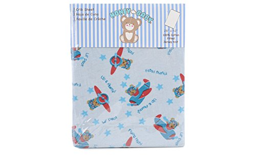 Honey Cotton Fitted Toddler Sheet product image