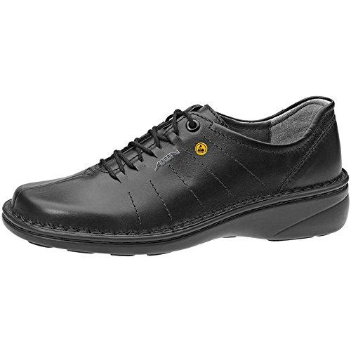 Abeba , Herren Sicherheitsschuhe schwarz schwarz 42