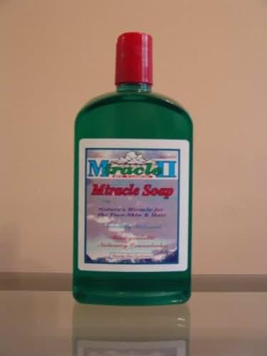 Miracle II Regular Soap 22 Oz (Miracle 2)