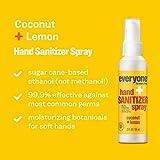 Everyone Hand Sanitizer Spray 2 Ounce 6