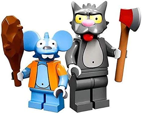 Your A-Peeling LEGO The Simpsons x1