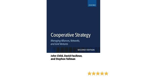 Amazon.com: Cooperative Strategy: Managing Alliances ...