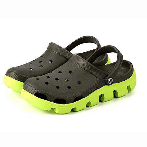 Da Zhangrong Dimensioni uk7 C Flessibile Durevole Scarpe Per Estive Viaggiare Indossare Primavera Calzature Eu41 La Neoprene Sandali Colore Camminare Facile Leggero Donna Fodera 8frqR8AwB